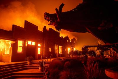 California Wildfire Criminal Charges