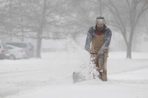 VIDEO: Snow emergency declared for Bowling Green