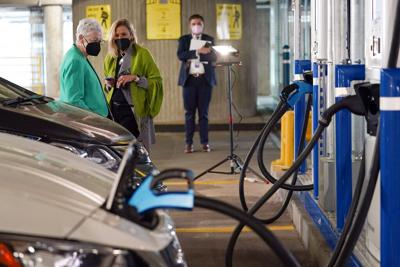 Electric Vehicles Slow Charging