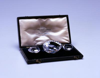 Model of the Koh-i-Noor Diamond and Two Other Diamonds