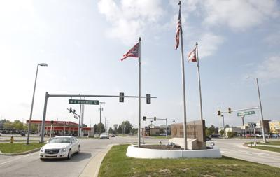 Wooster Roundabout