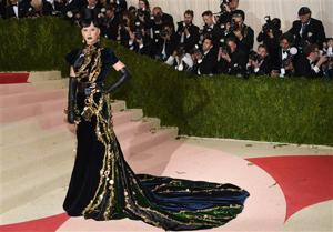 7bd1a7b720c Light-up gowns and gladiators: Met Gala fashion was fierce ...