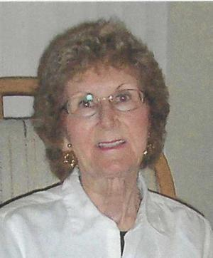 Margaret Amy (Micky) McClure Hastings