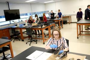 VIDEO: BGSU opens Center for the Future of Forensic Science