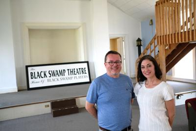 Black Swamp Arts Players new Home
