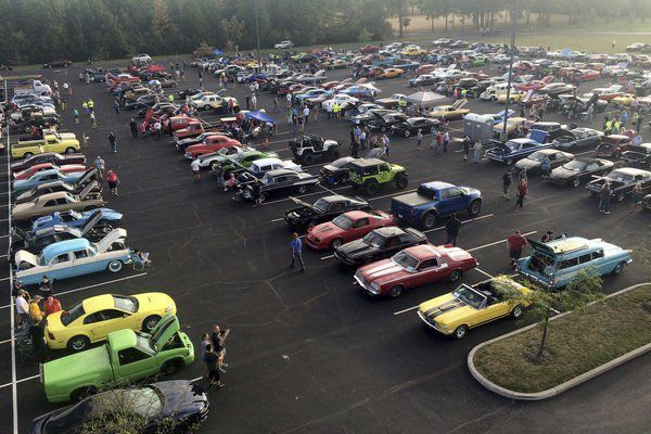 Annual cruise-in drives charity efforts at Penta