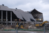 Building collapses at Luckey beryllium cleanup site