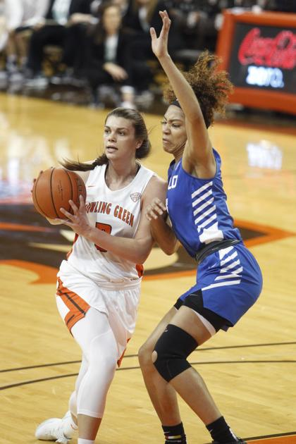 BG's women end 10 game losing streak with 78-72 win over Buffalo