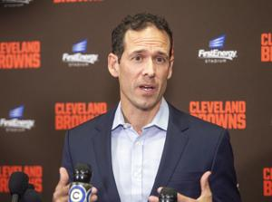 AP source: Browns interviewing Pats scouting boss for GM job