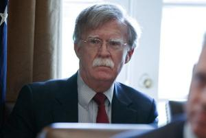 Bolton takes the helm on national security at time of tumult