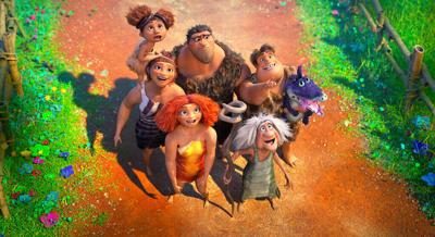 Film Review - The Croods: A New Age
