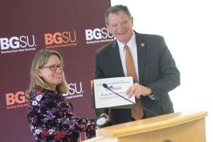 VIDEO: National Weather Service names BGSU StormReady University