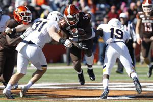 BG snaps 9-game losing skid with wire-to-wire win over Toledo