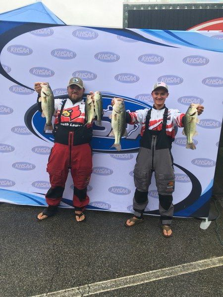 SOUTH LAUREL CATCHES THE BIG ONE: Cardinals win first state title in bass fishing tournament