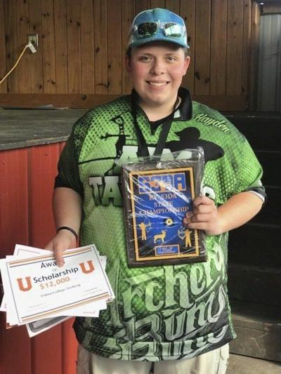 Laurel County archers win state championships