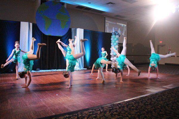 Rhythm Dance offers 'Heal the World' recital
