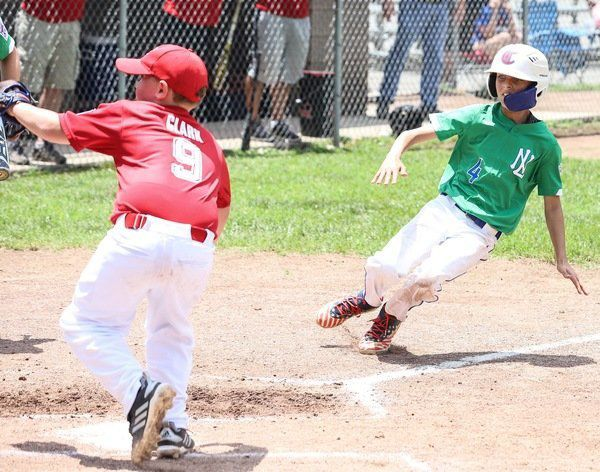 STAYING ALIVE: <span>North Laurel 9-10 year-old All-Stars advance with 12-1 win over Tri-City</span>