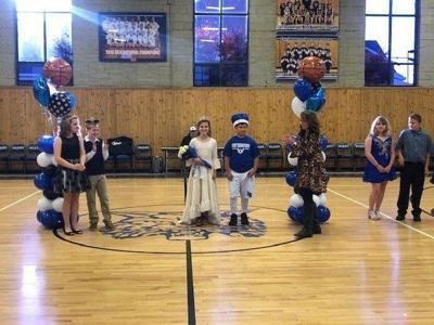 East Bernstadt Elementary hosts homecoming
