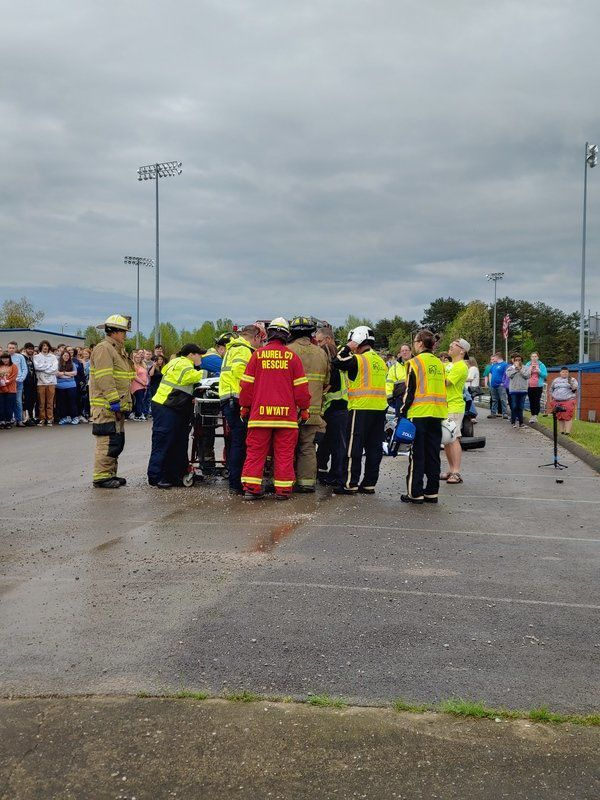 NLHS students get impact of impaired driving