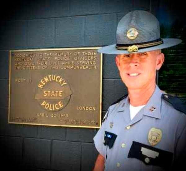 KSP Post 11 Commander Todd Dalton retires