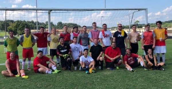 South Laurel hosts Soccer Alumni Game