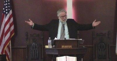 From unchurched, to Hinduism, to Kentucky Baptist preacher