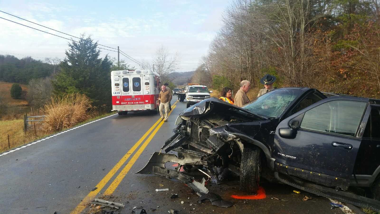 Crash Claims The Life Of A Barbourville Woman News Sentinel
