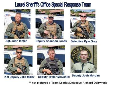 Laurel Sheriff's Office forms Special Response Team