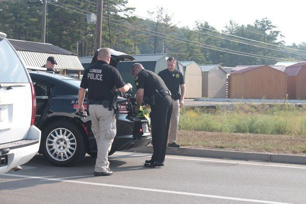 BREAKING NEWS: London Police investigating shooting on West KY 80