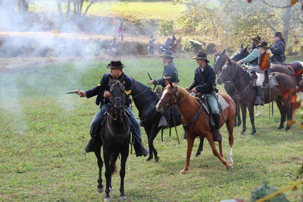 30th Battle of Camp Wildcat Reenactment set for this weekend