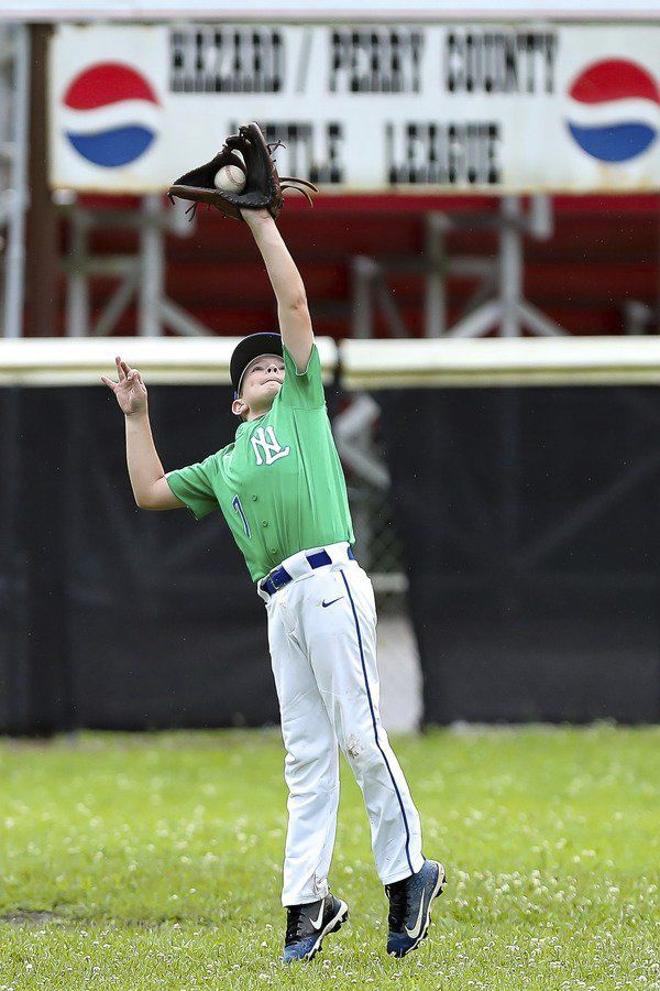 Hazard-Perry puts an end to North Laurel's 9-10 year-old All-Stars' season