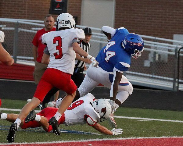 Cardinals limited to 10 yards of offense in 69-6 loss to Madison Central