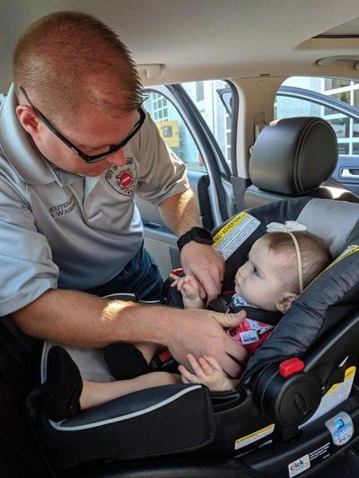 Free Child Seat Safety Check Event Set Local News Sentinel
