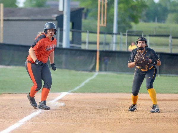 LEADING OFF: South and North come in at No. 2 and No. 3, respectively during first Fear 'Les' 13th Region Fastpitch Rankings