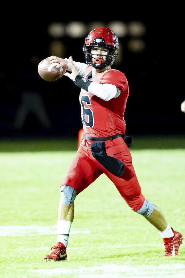 <span>Fear 'Les' 13th Region Pigskin Rankings:</span>North staying strong at No. 8; South drops to No. 10