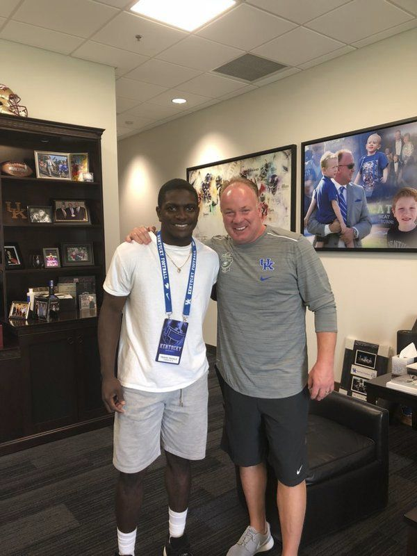 VAUGHT'S VIEWS: 'Explosive' Vito Tisdale has offers from nation's elite teams