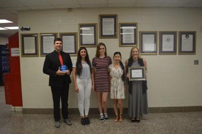 North and South Laurel awarded for exchange student program