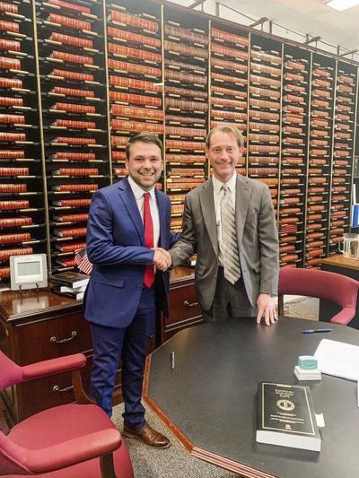 Reams files for open 86th district state representative seat