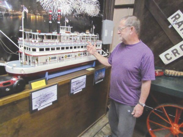 Rowan history museum highlights railroads, nostalgia