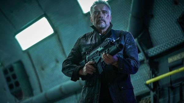 MOVIE REVIEW:'Dark Fate' is the best 'Terminator' movie since T2