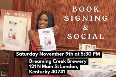 Author hosting book signing Saturday