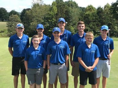 Jaguar golfers gain experience in weekend invitational