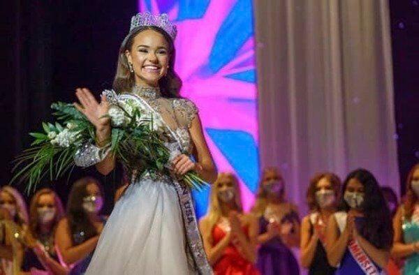 Laurel teen wins 2021 Miss Kentucky Teen USA