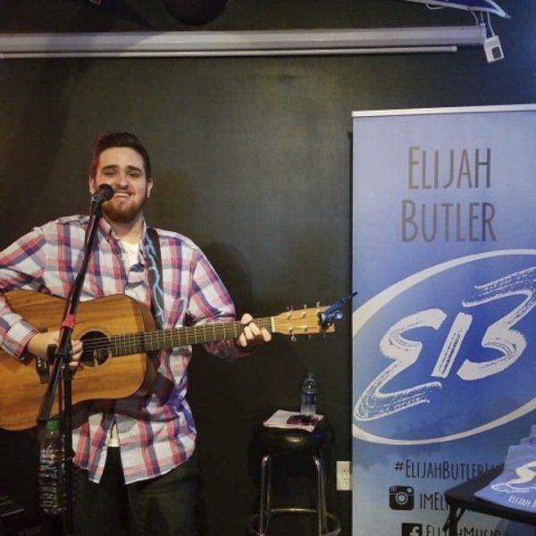 Elijah Butler prepares to release his debut album