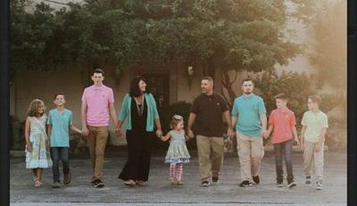 Whites make noble effort as blended family
