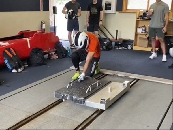 London native seeking opportunity on USA Bobsled team finds talent with different sport