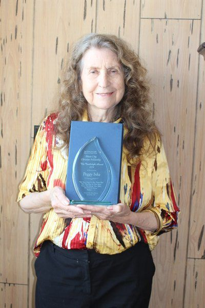 London woman wins Grand Ole Opry's Candlelight Award