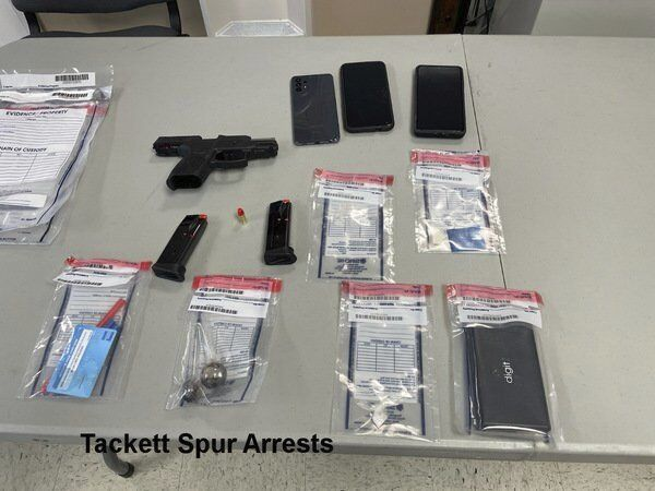 Three arrested in separate drug investigations