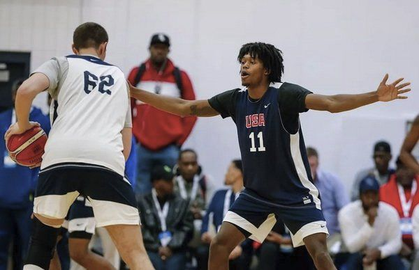 Keion Brooks Jr. A Beast On The Court, Old Soul Off The Court