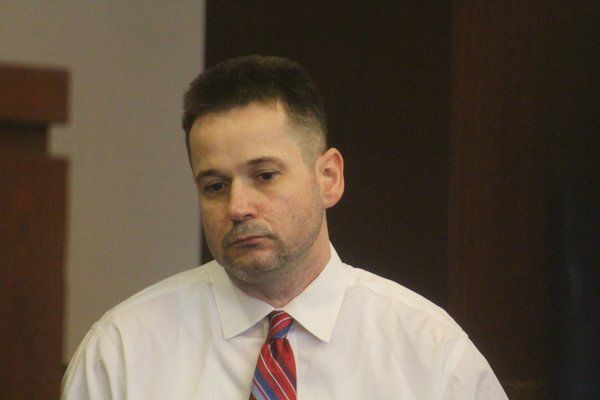 Davenport gets 40 year sentence for murder, tampering with evidence; Convicted of killingwife in March 2018
